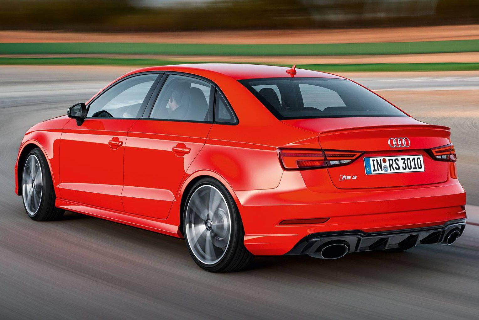 Por Que Os Pneus Traseiros Sao Mais Estreitos No Audi Rs 3 Sedan Quatro Rodas