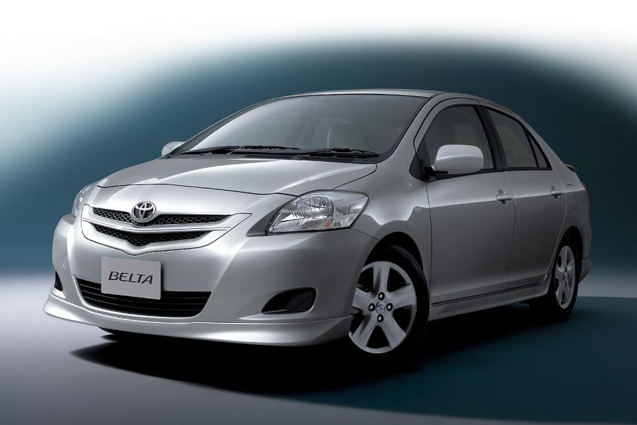Toyota Belta/Vios