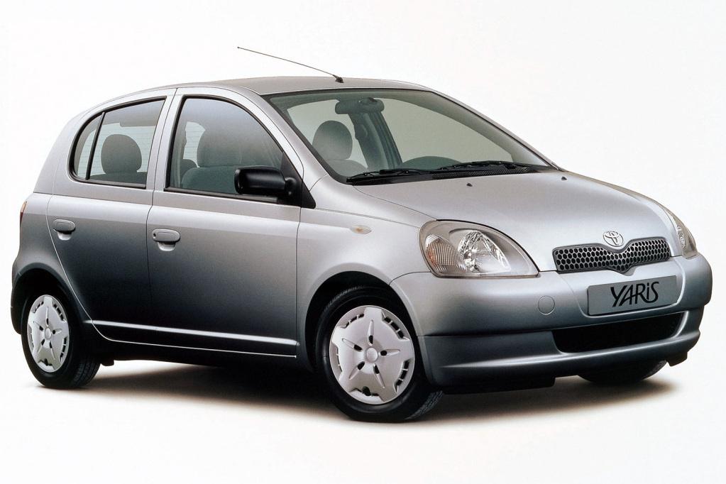 Toyota Yaris da primeira geração