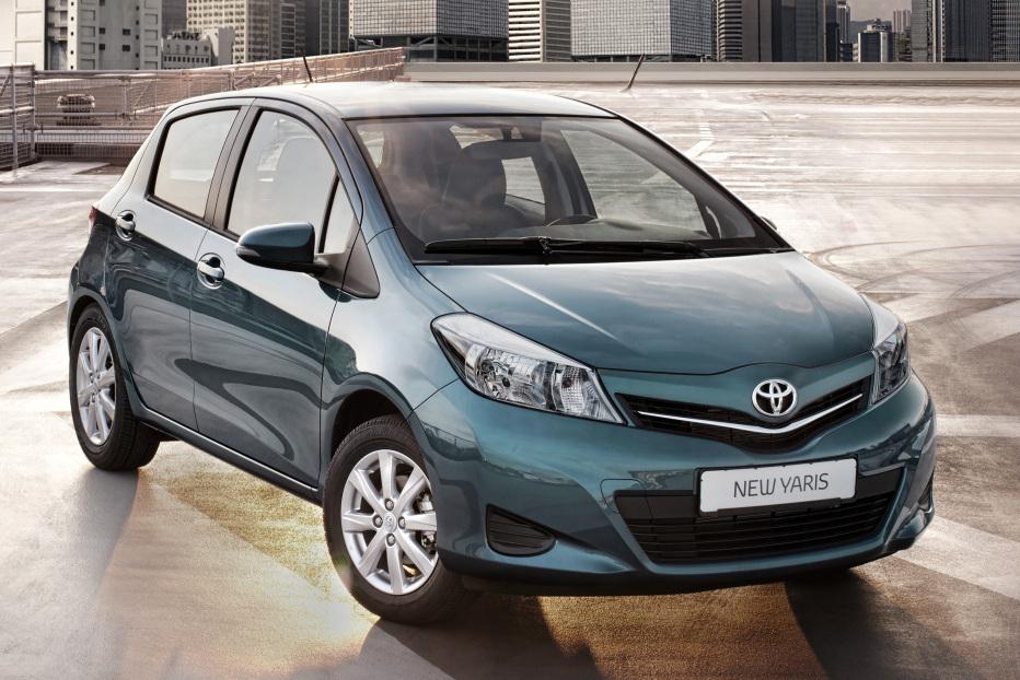 Toyota Yaris de terceira geração
