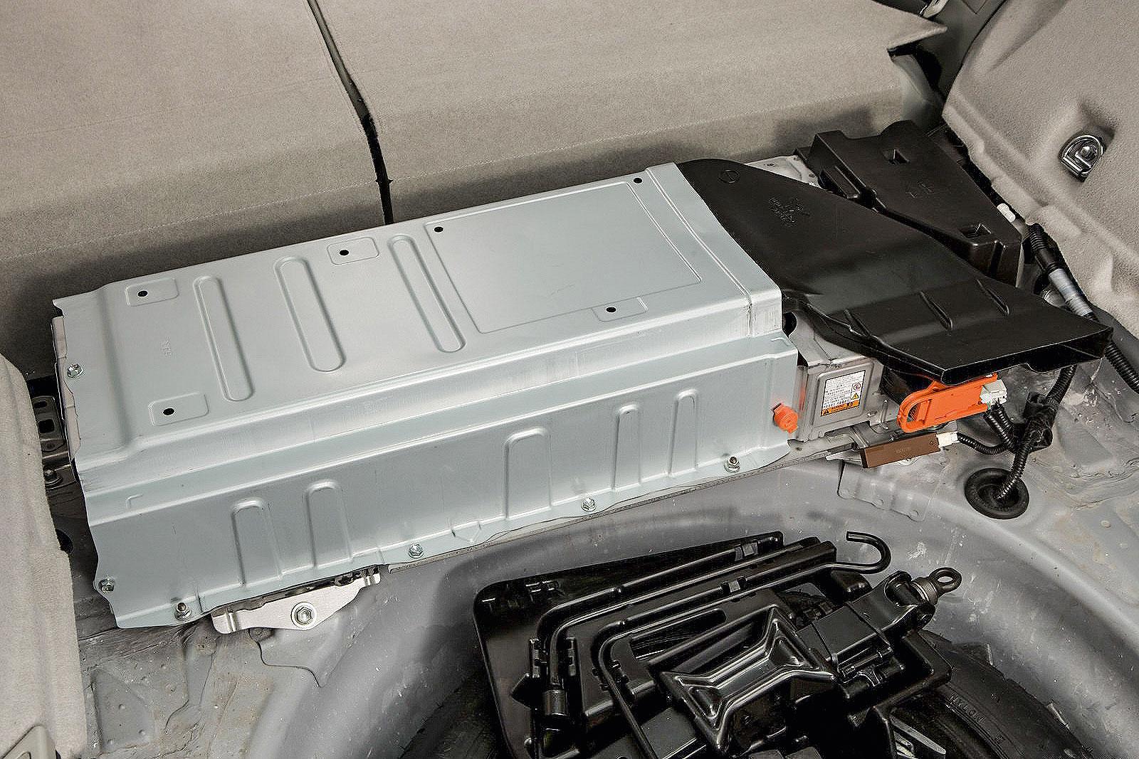 Bateria do Toyota Prius