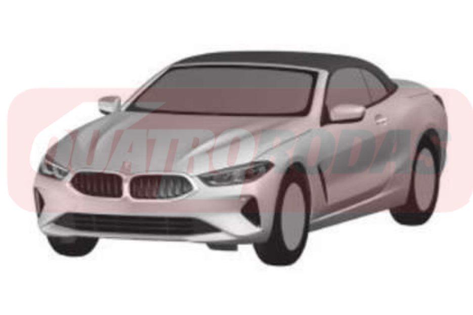 BMW Série 8 Cabrio QR