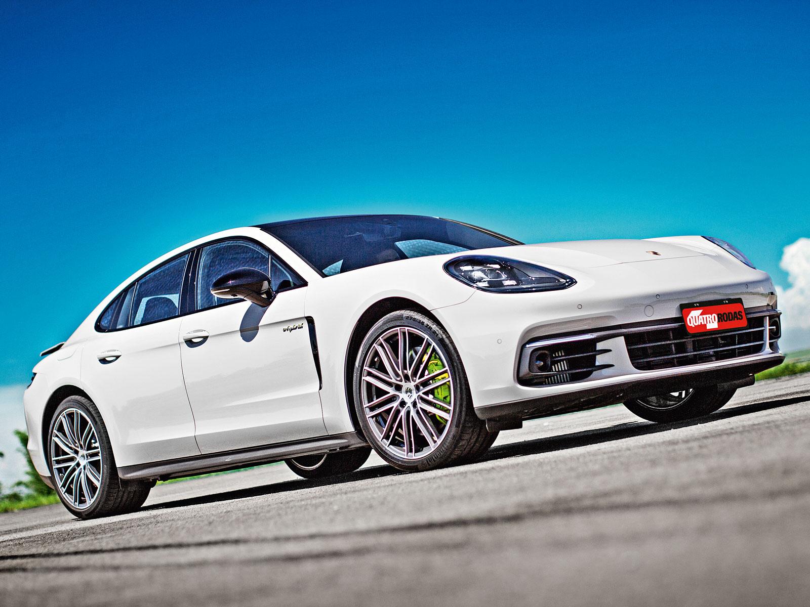 Porsche Panamera híbrido