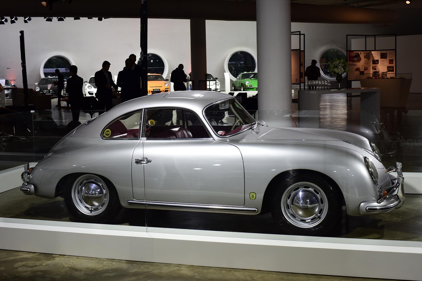 Porsche 70 anos