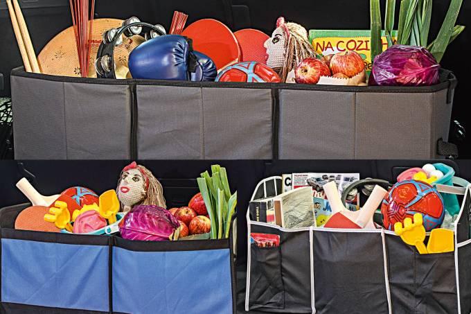 Organizador de porta-malas