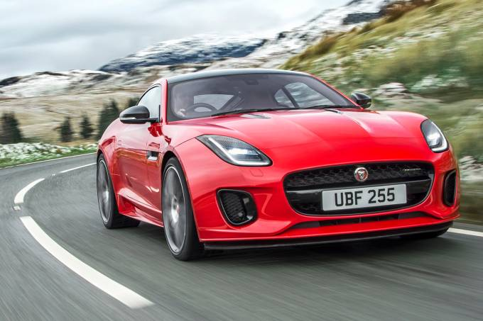 Jaguar F-Type 300