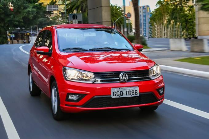 Volkswagen Gol 1.6 16V MSI automático