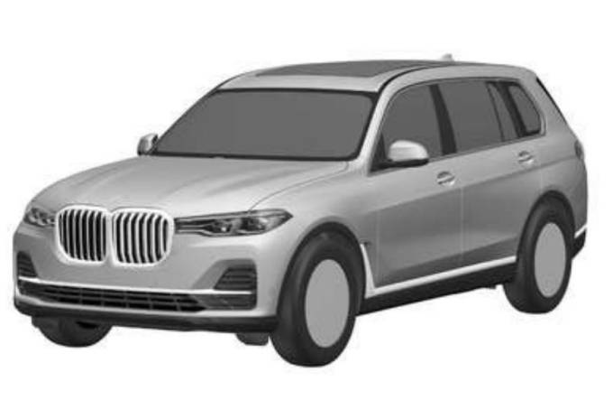BMW X7 INPI