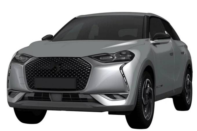 DS3 CROSSBACK 4