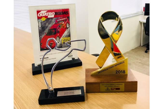 prêmios Quatro Rodas