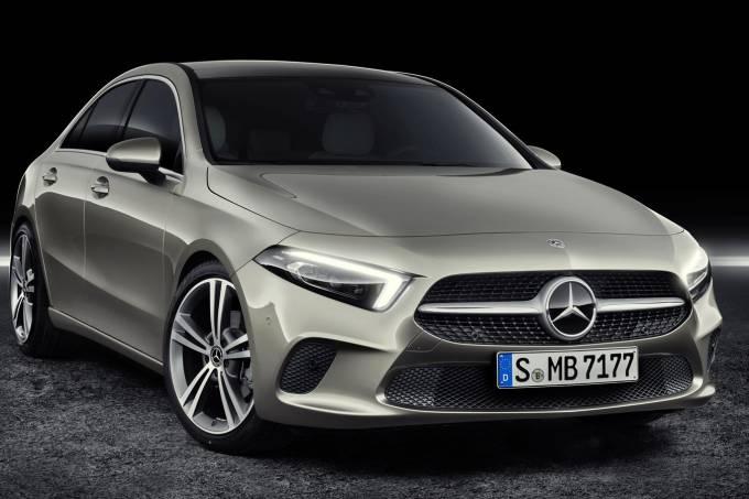 Mercedes Classe a Sedan (15)