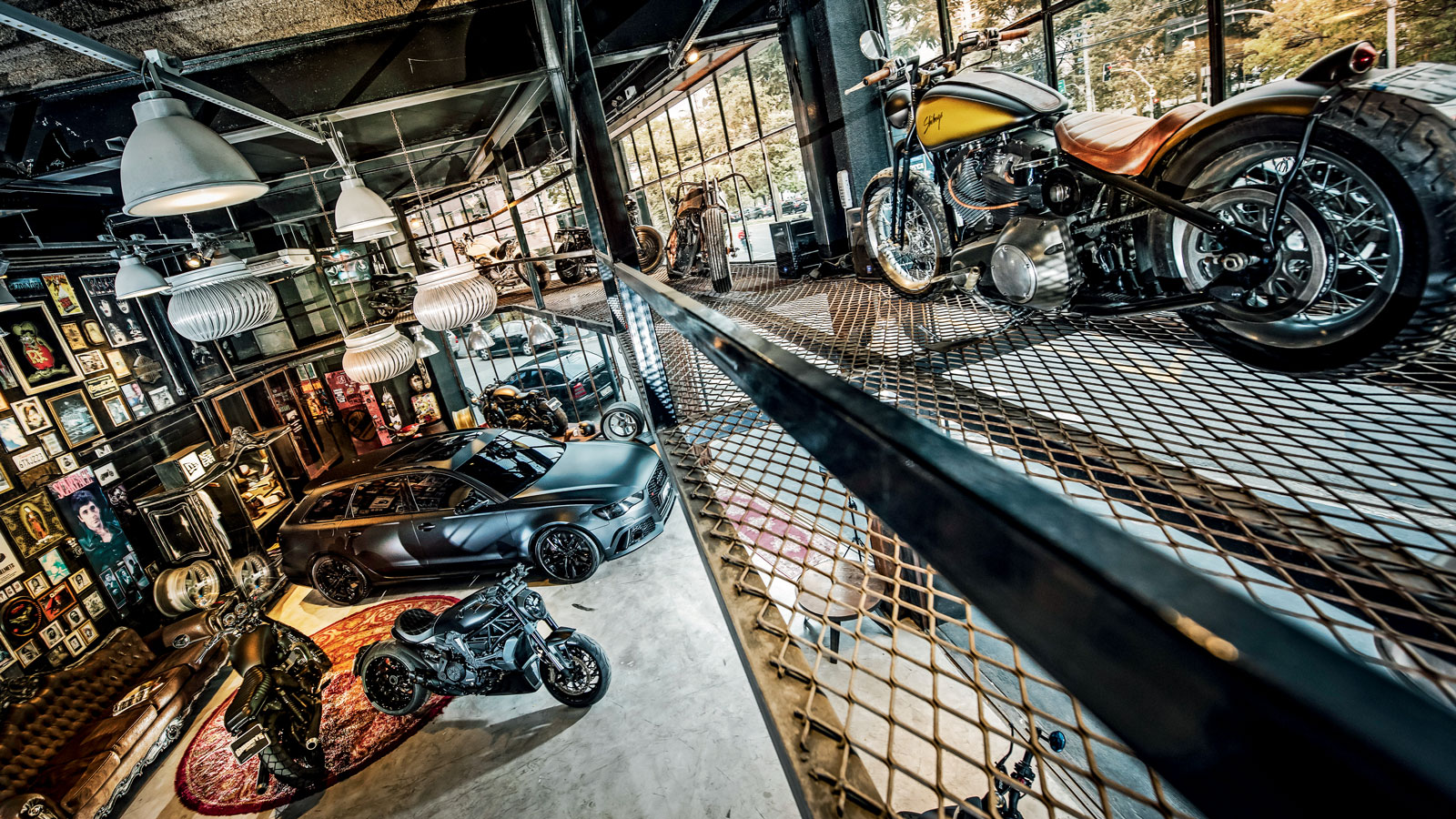 Shibuya Garage