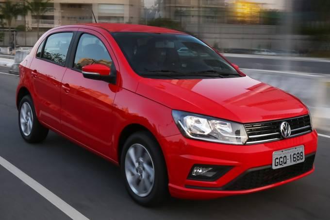 Volkswagen Gol 2019 com transmissão Automática (4)