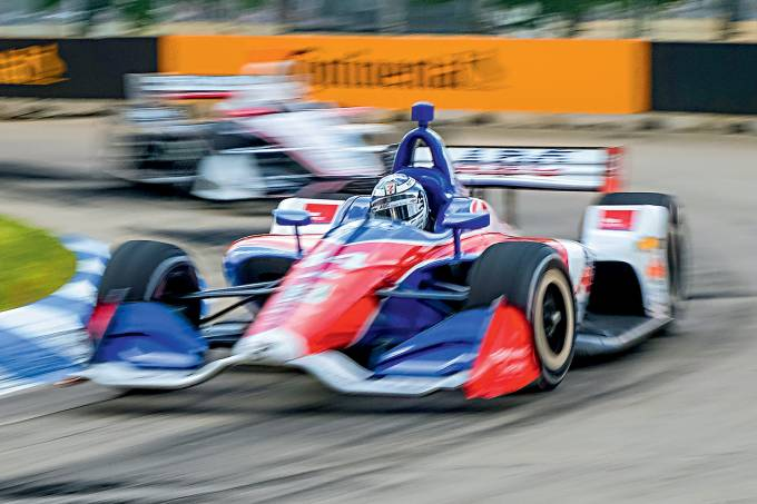 Fórmula Indy Detroit