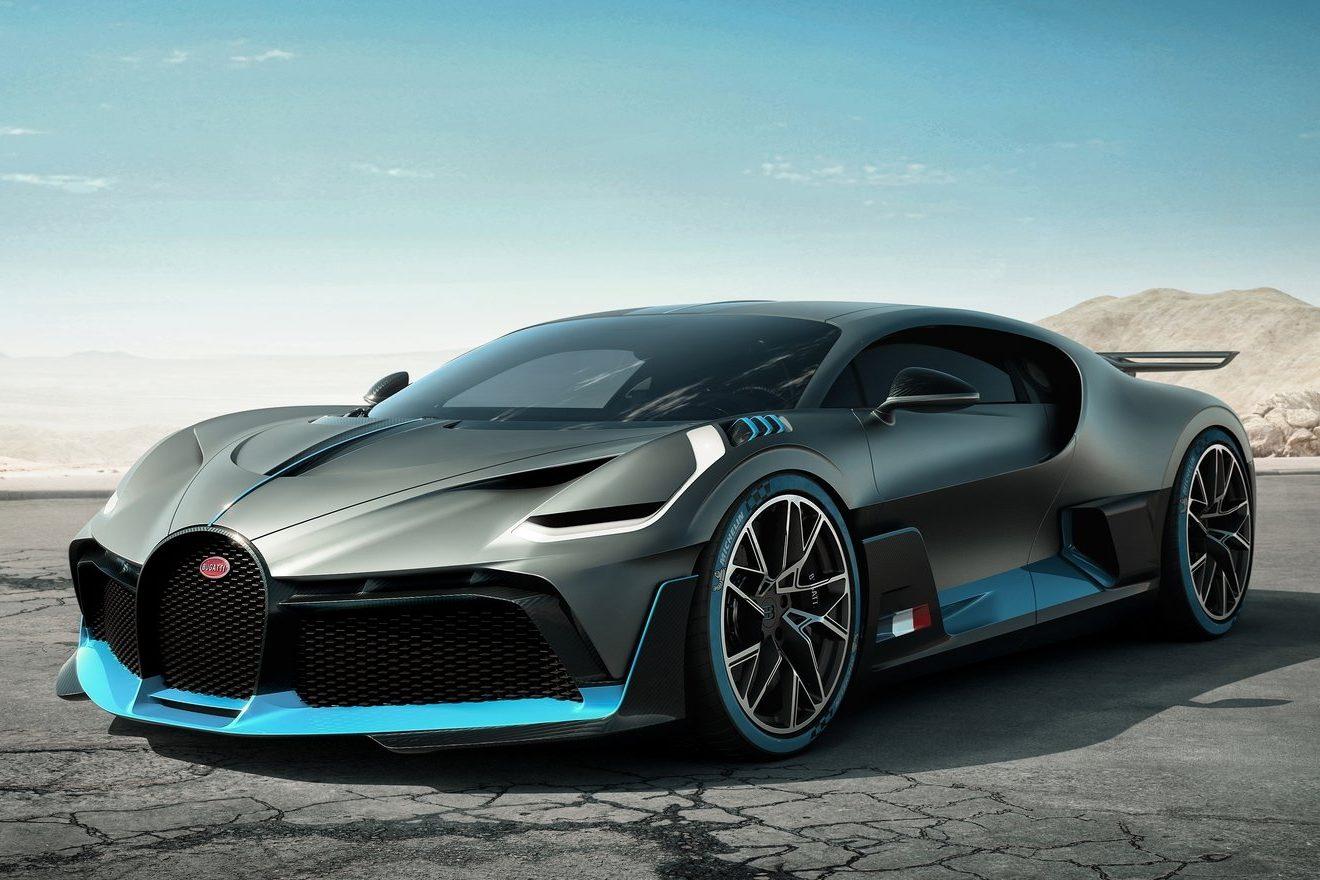 Bugatti Divo E Mais Caro E Mais Lento Que O Chiron E Veyron Quatro Rodas