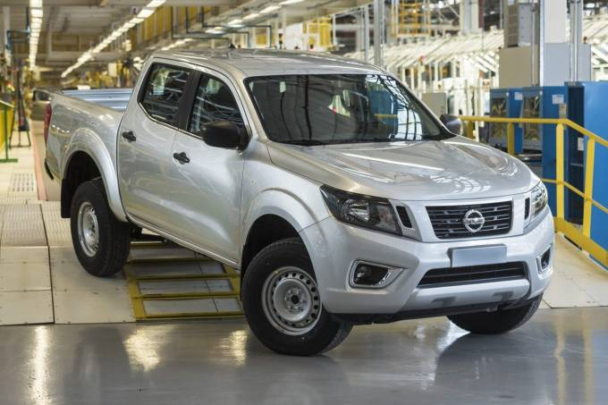 Nissan arranca producción de Nissan Frontier en Córdoba, Argen