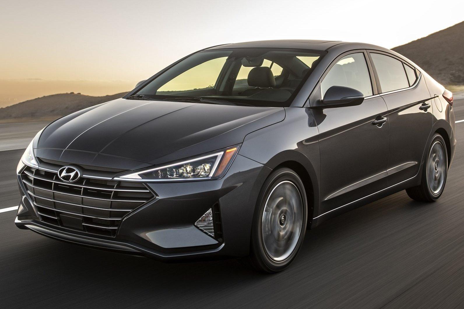 A nova geração do sedã Elantra é a fonte de inspiração da Hyundai