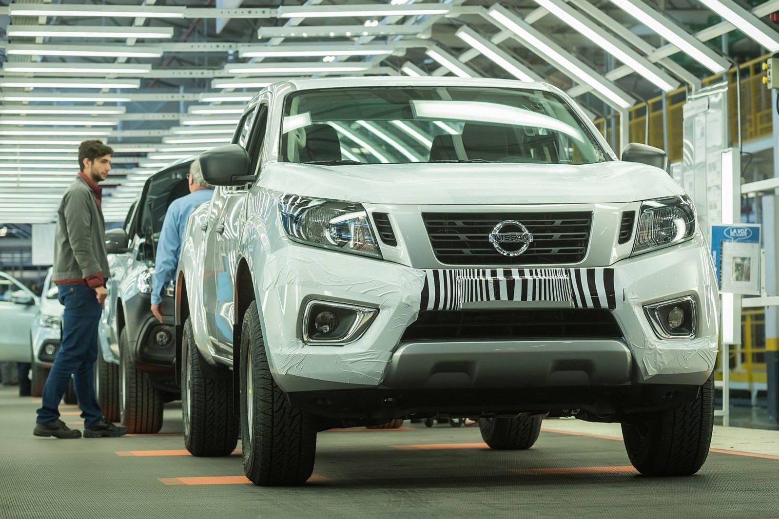 Nissan Frontier Troca Mexico Pela Argentina E Tera Novas Versoes Quatro Rodas
