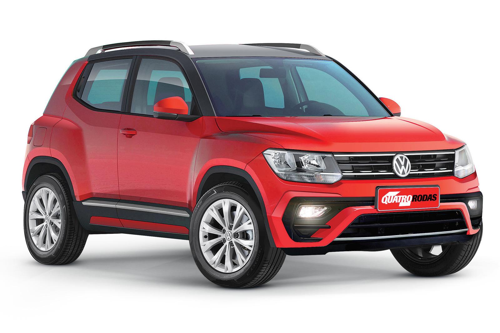 VW CUV A0
