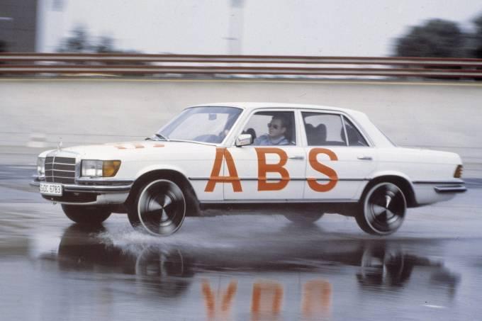 Mercedes-Benz Classe S ABS