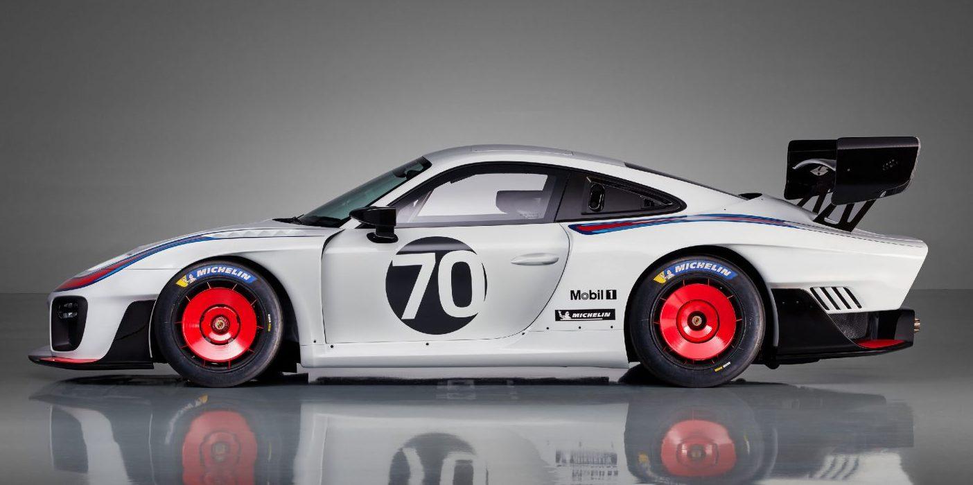Porsche 935 Quando O Passado E O Presente Se Encontram Quatro Rodas