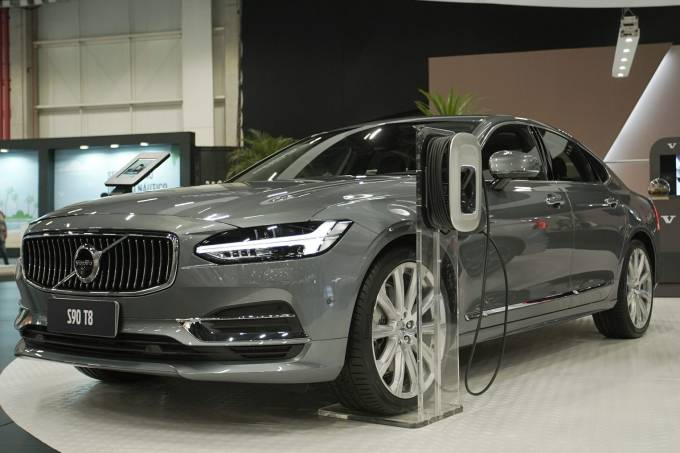 Volvo S90 T8 Inscription