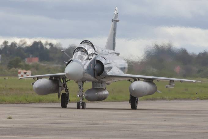 F-2000 Mirage
