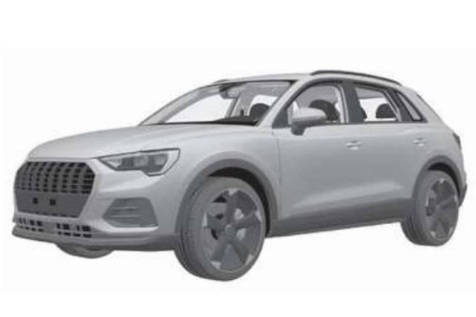 Audi Q3 Inpi