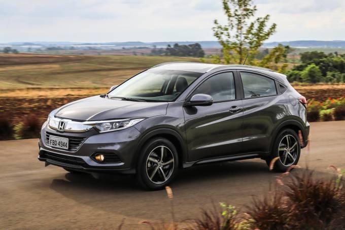 Honda HR-V EXL 2019 (1)