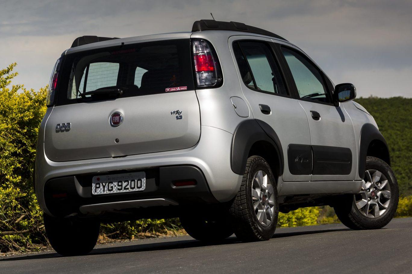 Fiat Muda De Ideia E Volta A Vender Uno Way No Brasil Quatro Rodas