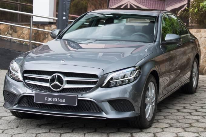 Mercedes-Benz Classe C EQ Boost