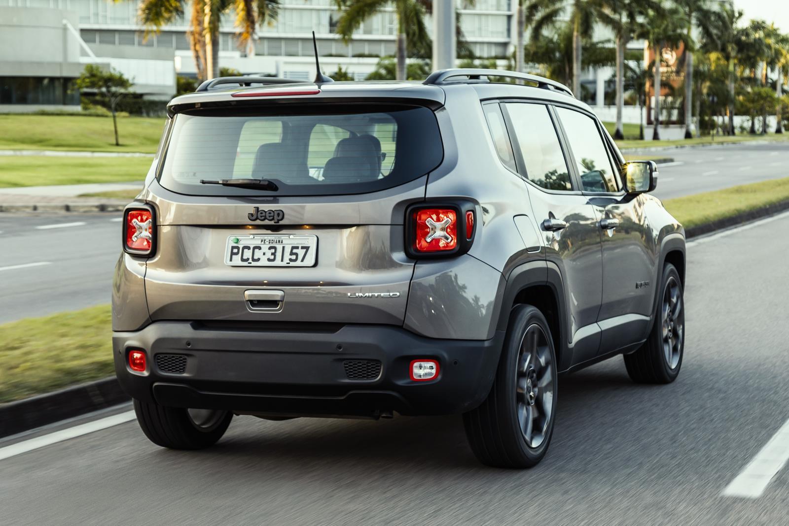 Jeep Renegade 2019 Muda Pouco A Espera De Novos Motores Quatro Rodas