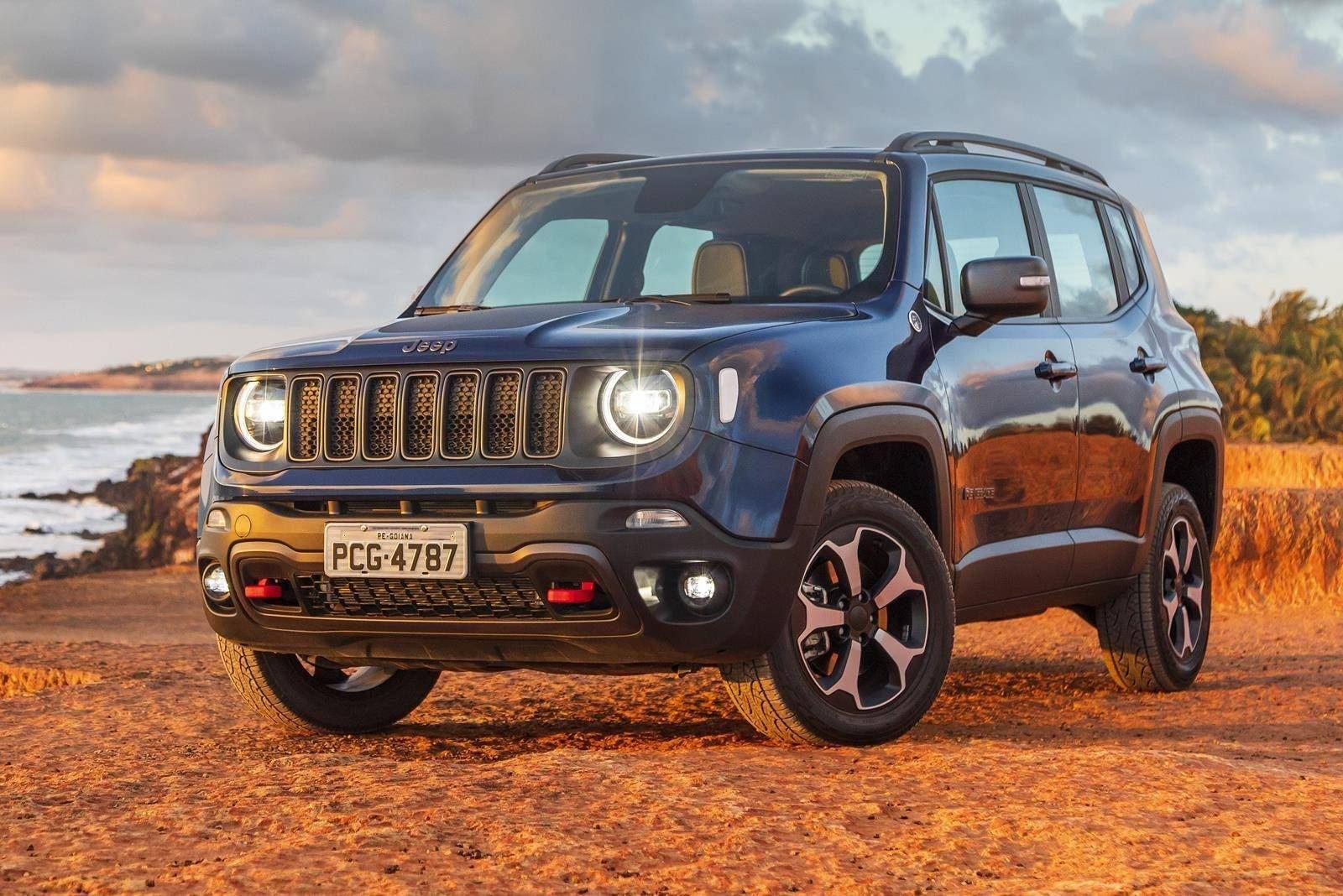 Jeep Renegade é o único com versões movidas a diesel