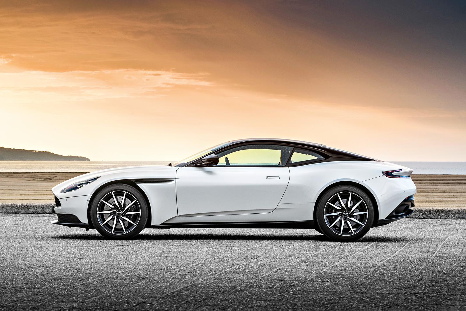 Aceleramos O Aston Martin Db11 Esportivo Ingles Com Motor Da Amg Quatro Rodas
