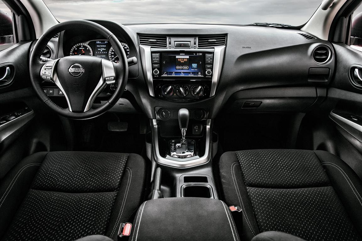 Teste Ousada Nissan Frontier Attack Marca A Linha 2019 Da Picape Quatro Rodas