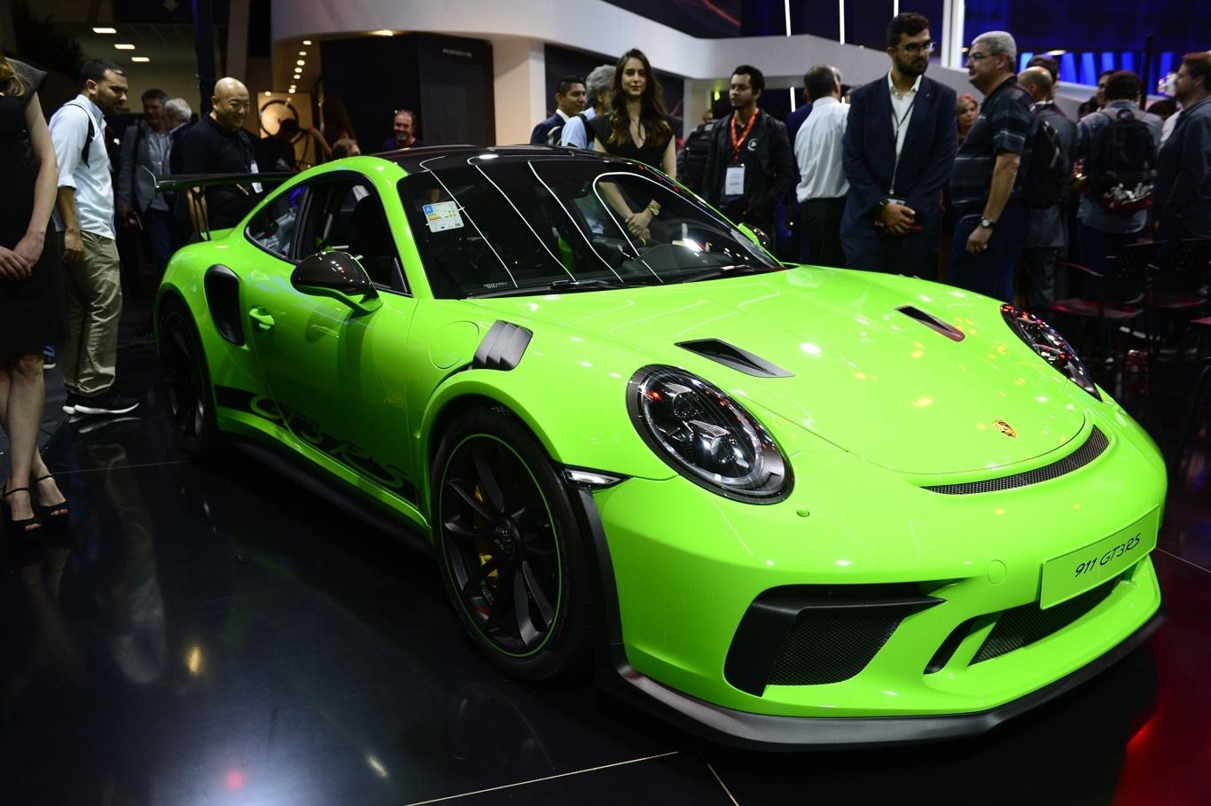 Porsche Mostra Superesportivo Gt3 Rs E Novo Suv Macan No Brasil Quatro Rodas