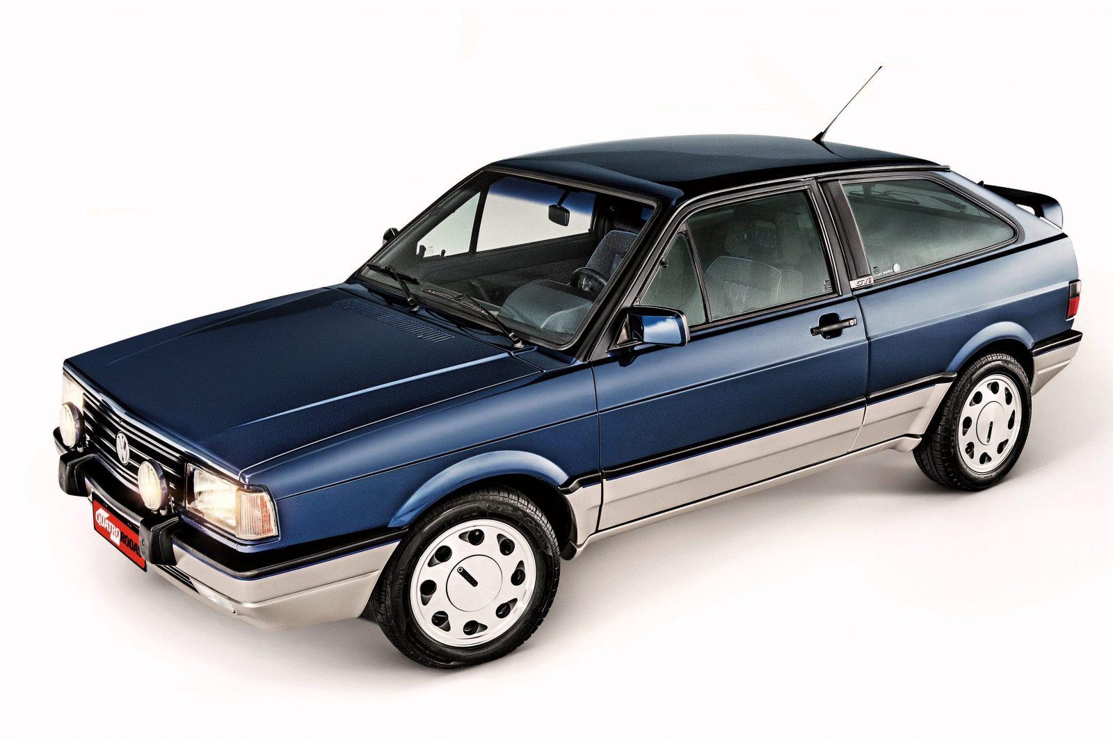 O Gol GTi representou um marco para a indústria automotiva brasileira