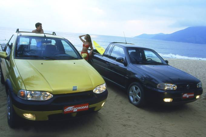 Comparativo Fiat Strada LX Volkswagen Saveiro TSi (20)