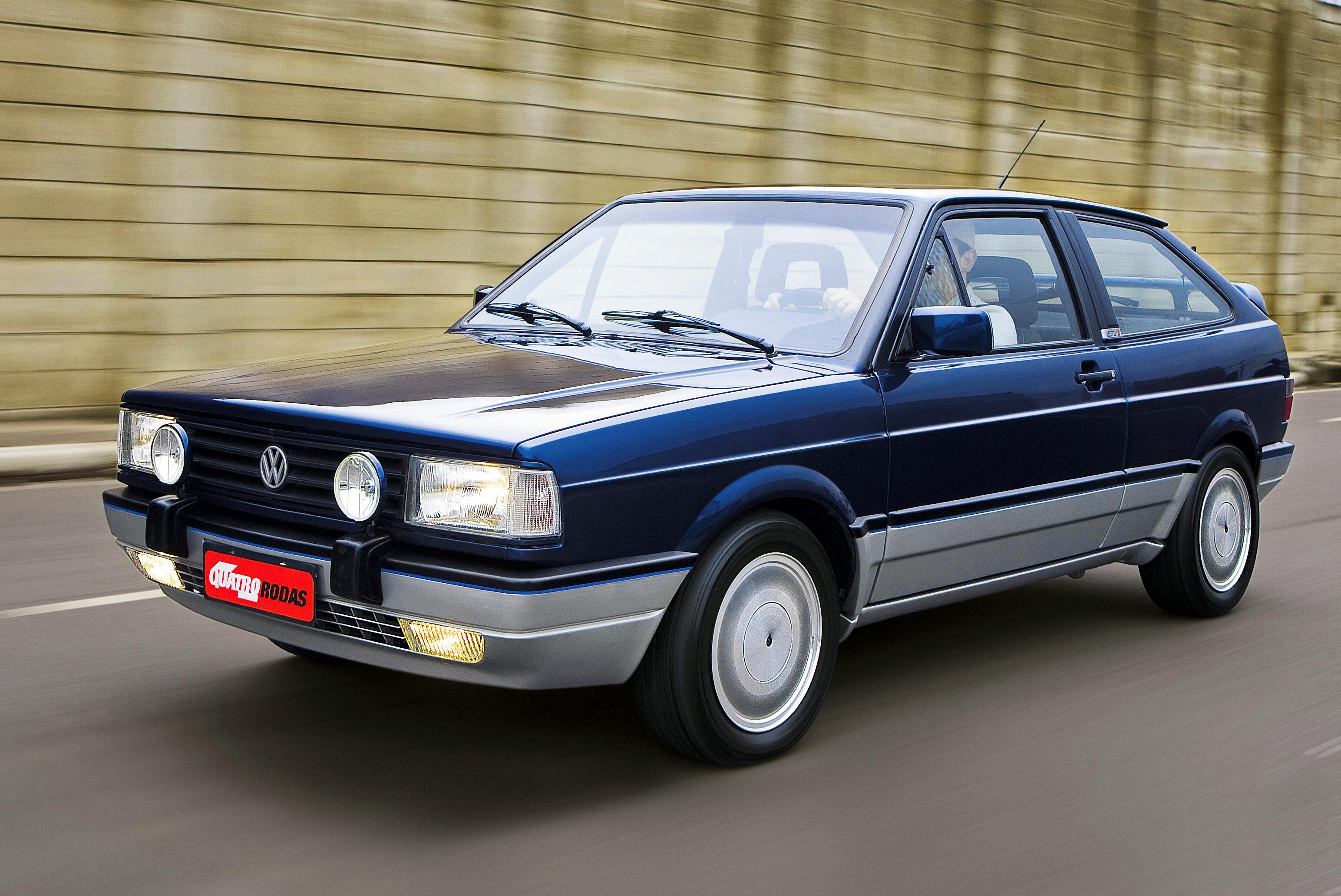 A injeção Bosch LE-Jetronic não era tão moderna, mas valeu pelo pioneirismo. O GTi teve o mérito de acelerar a chegada da tecnologia aos concorrentes. E acelerar era com ele