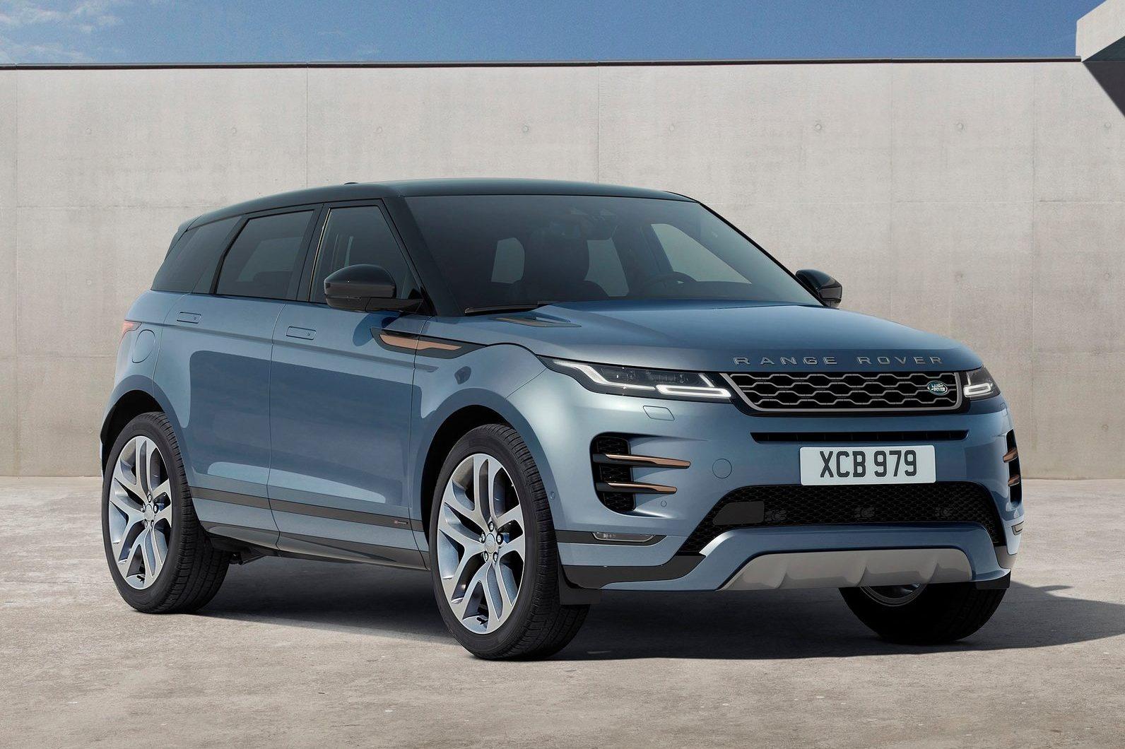 Nova Geracao Do Range Rover Evoque E Apresentada Oficialmente Quatro Rodas