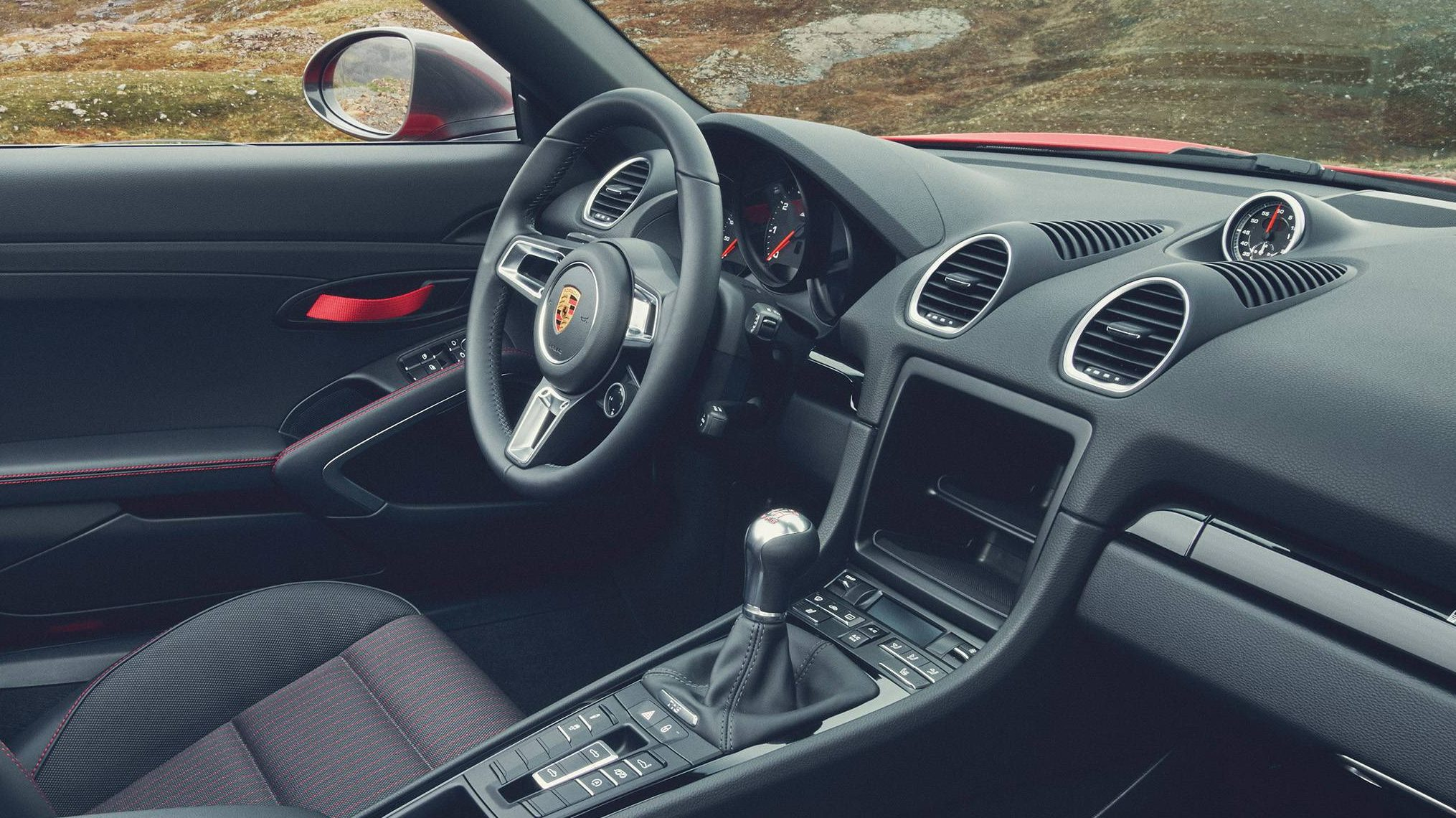 Porsche 718 Cayman E Boxster Agora Tem Versoes Peladas Quatro Rodas