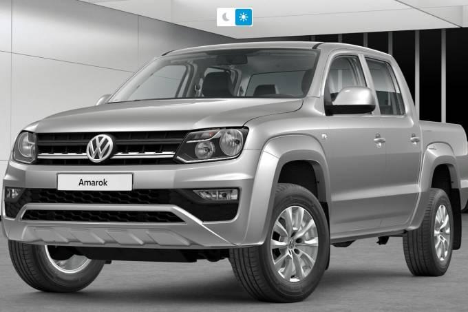 Volkswagen Amarok Comfortline 1