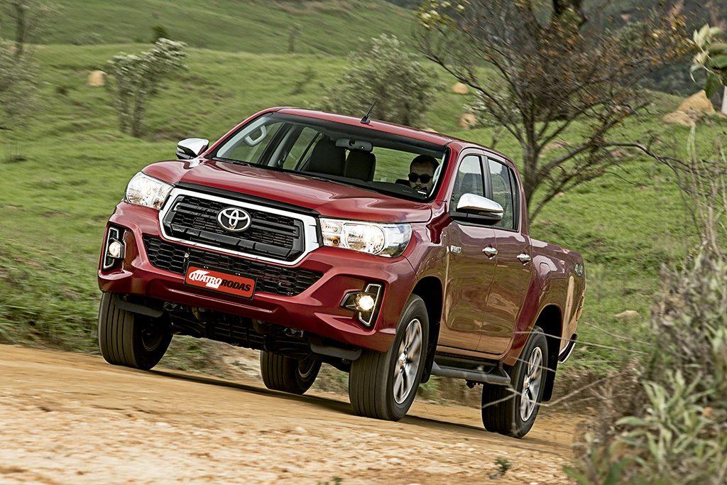 Toyota Hilux vai mudar pela segunda vez em cinco anos