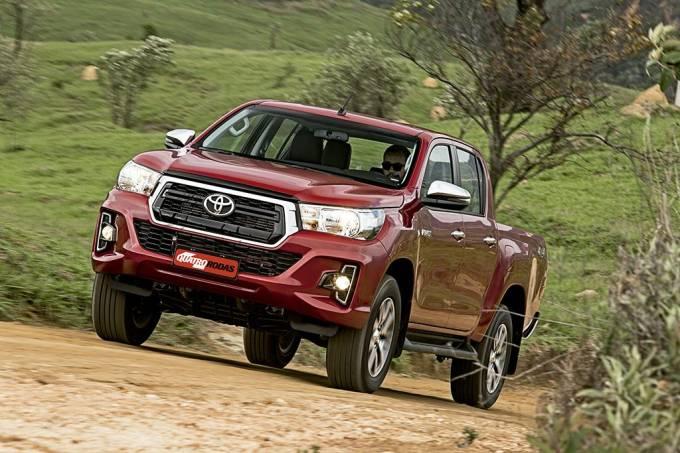 Toyota Hilux SRV 2.8 Diesel 4×4
