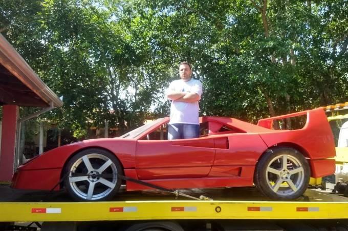 Ferrari F40 Réplica