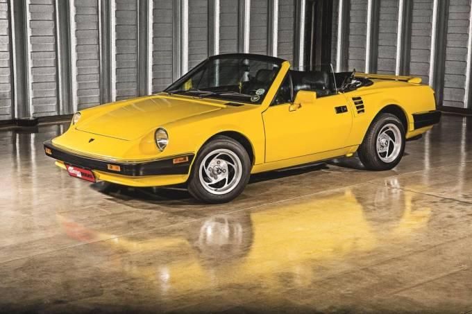 Automóvel AM4, da Puma, 1993.