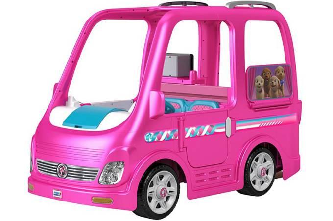Carro da Barbie passa por recall