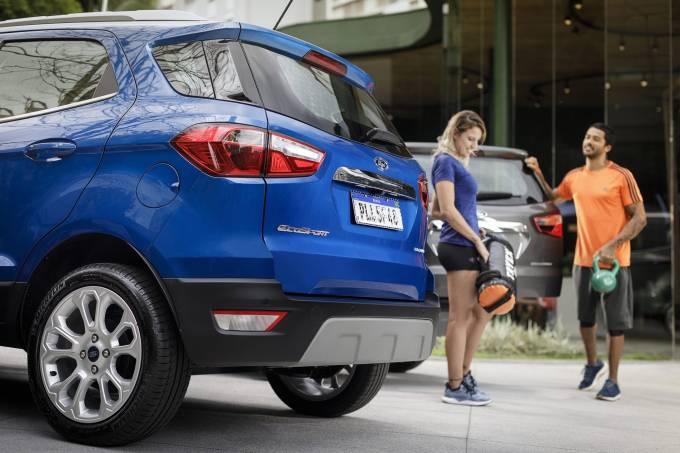 Ford EcoSport Run Flat
