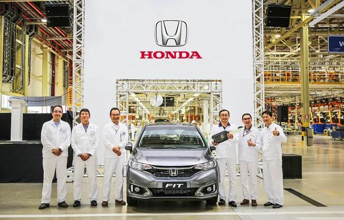 Honda Fit em Itirapina