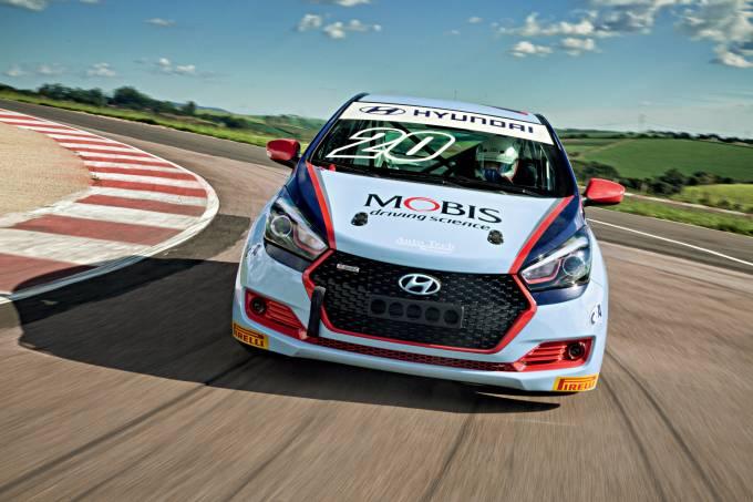 Hyundai HB20 Motorsport 2